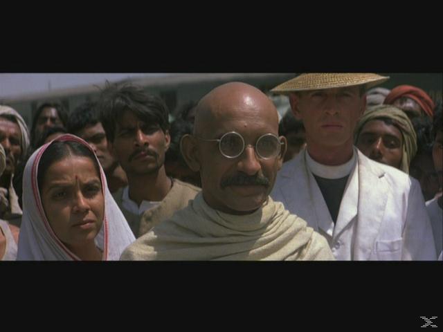 Gandhi - Deluxe Edition [DVD]