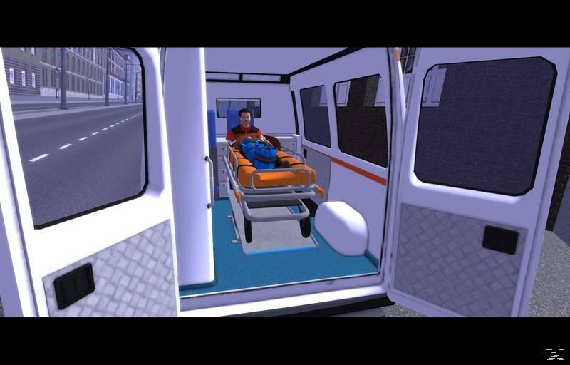 Rettungswagen-Simulator 2014 - PC