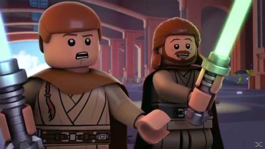 LEGO Star Wars: Die Droiden Saga - Vol. 1 - (DVD)