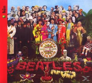 Sgt.Pepper's Lonely Hearts Club Band-Stereo Remaster