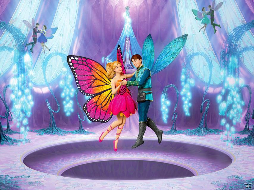 Barbie - Mariposa und die Feenprinzessin [DVD]