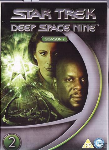 Star Trek: Deep Space Nine - Season 2 DVD-Box