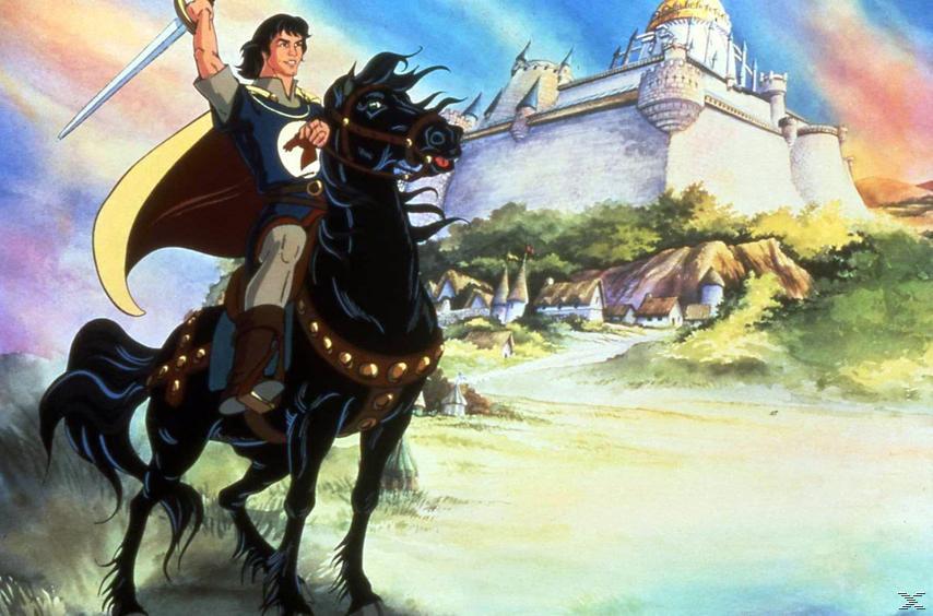 Die Legende von Prinz Eisenherz - Gesamtedition - (DVD)