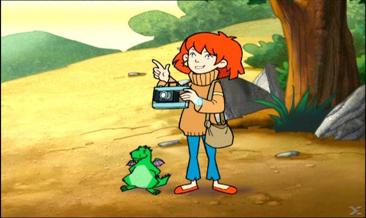 Hexe Lilli 5 - Lilli und Robin Hood / Lilli und das Ungeheuer von Loch Ness - (DVD)