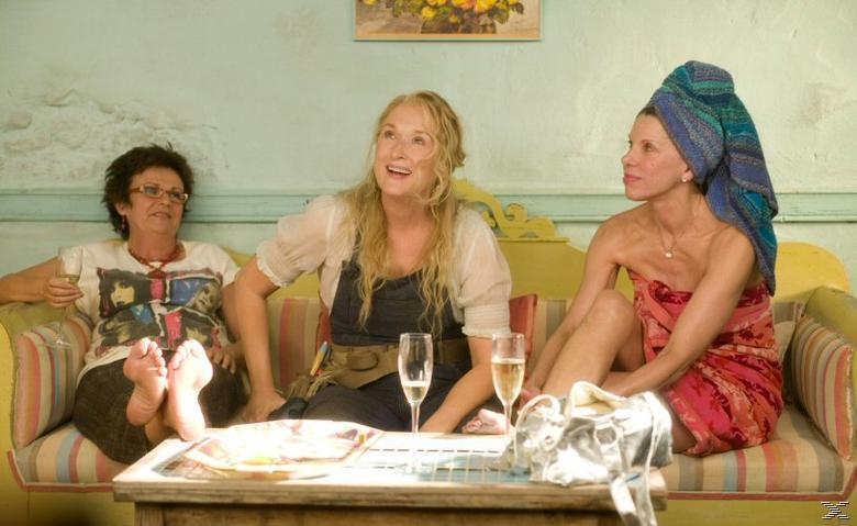 Meryl Streep Box (Mamma Mia! / Am wilden Fluss / Der Tod steht ihr gut) [DVD]