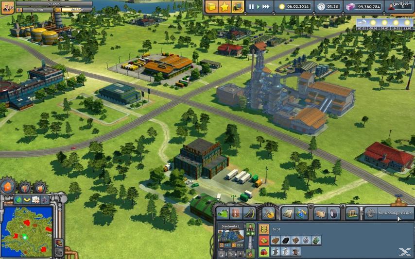 Der Planer: Industrie-Imperium - PC