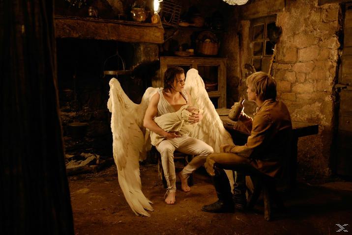 Der Engel mit den dunklen Flügeln - (Blu-ray)