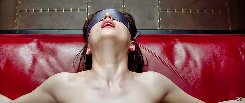 Fifty Shades of Grey - Geheimes Verlangen - (4K Ultra HD Blu-ray + Blu-ray)