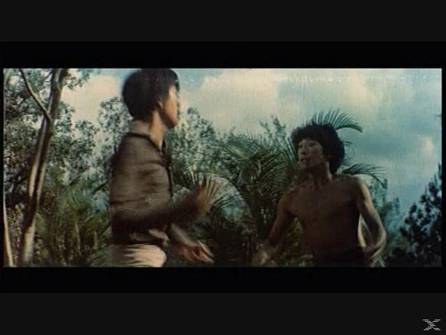 Wu Kung Herr Der Blutigen Messer - Vergessene Eastern Vol. 2 [DVD]