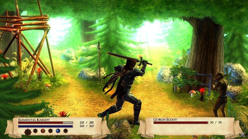 Das Schwarze Auge: Skilltree Saga - PC
