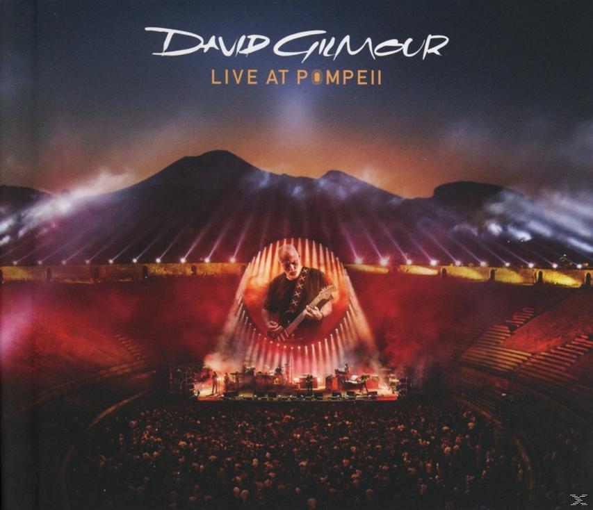 LIVE AT POMPEII (2CD)