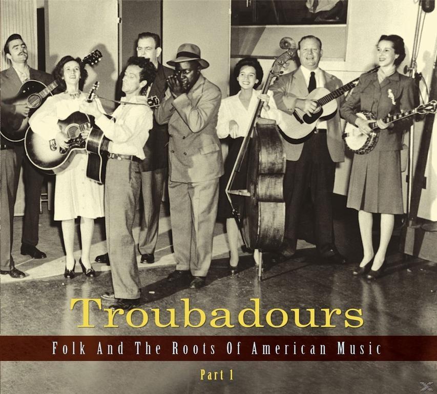 TROUBADOURS 1.. (ENGLISH) (3CD)