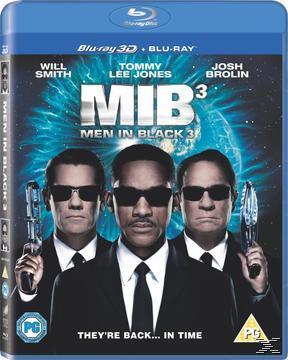Οι Άνδρες με τα Μαύρα 3 - 2 Disc Bluray