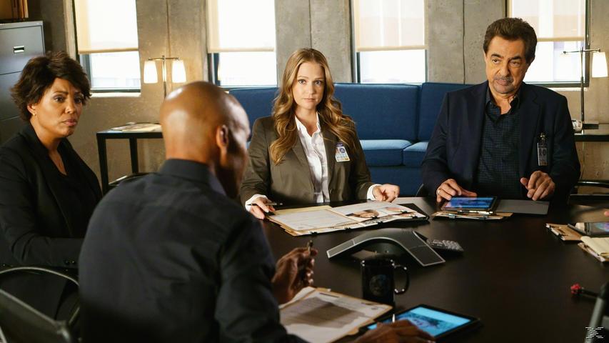 Criminal Minds - Staffel 11 - (DVD)
