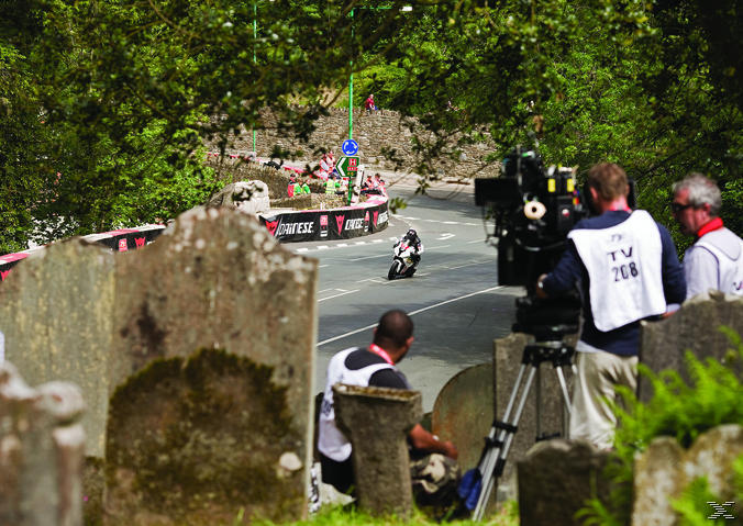 Isle of Man - TT - Hart am Limit - (Blu-ray)