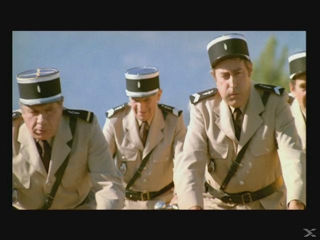 Louis und seine verrückten Politessen - Louis de Funès Collection - (DVD)