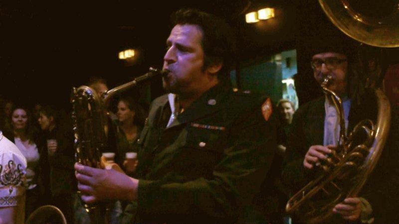 A Silent Rockumentary – Mardi Gras.BB - (DVD)