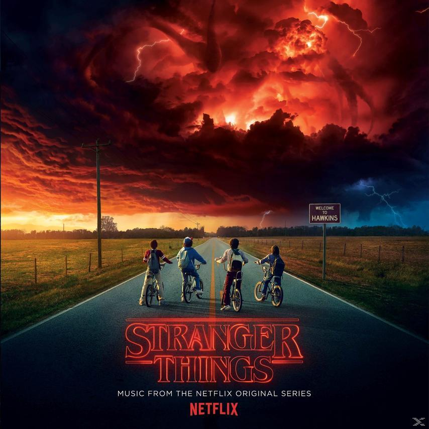 STRANGER THINGS NETFLIX ORIGINAL SERIES