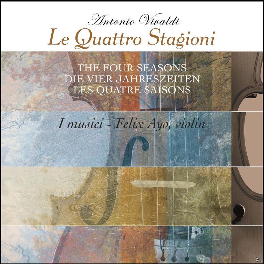 LE QUATTRO STAGIONI (LP)