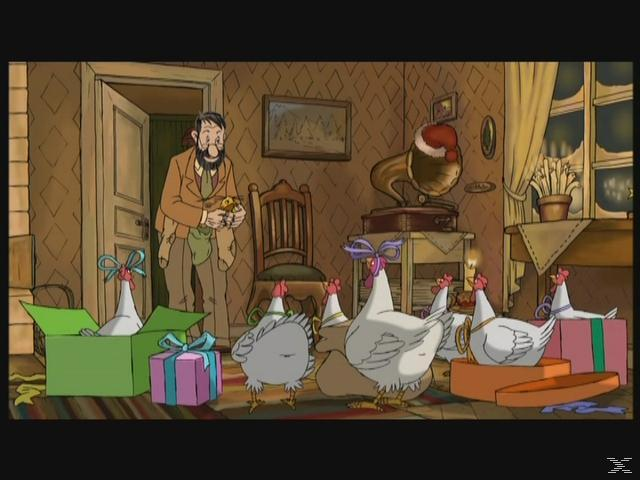Pettersson Und Findus - Morgen,Findus,Wird's Was Geben! (Weihnachtsspecial) - (DVD)