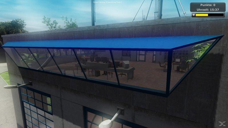 Flughafen-Feuerwehr-Simulator 2013 (Best of Simulations) [PC]