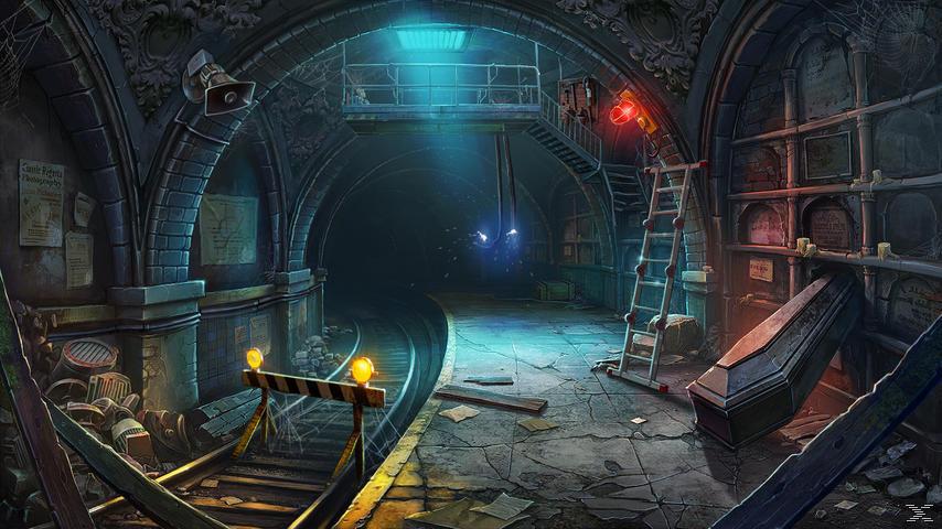 Redemption Cemetery: Die Uhr des Schicksals - PC