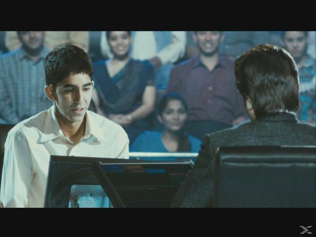Slumdog Millionär - (Blu-ray)