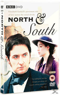 North And South Doppel-DVD