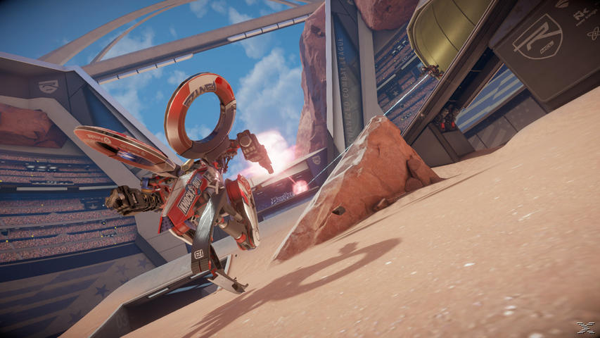 RIGS: Mechanized Combat League [PlayStation 4]