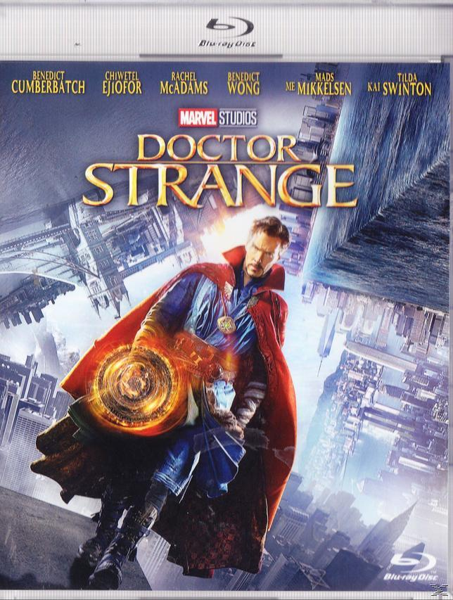 DOCTOR STRANGE [BLU RAY]