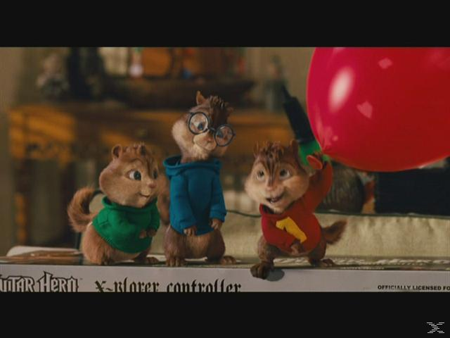 Alvin und die Chipmunks: Der Film - Hollywood Collection [Blu-ray]