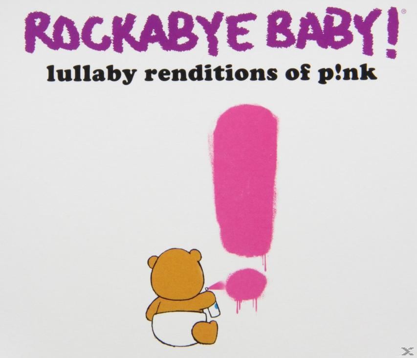 LULLABY RENDITIONS OF PINK