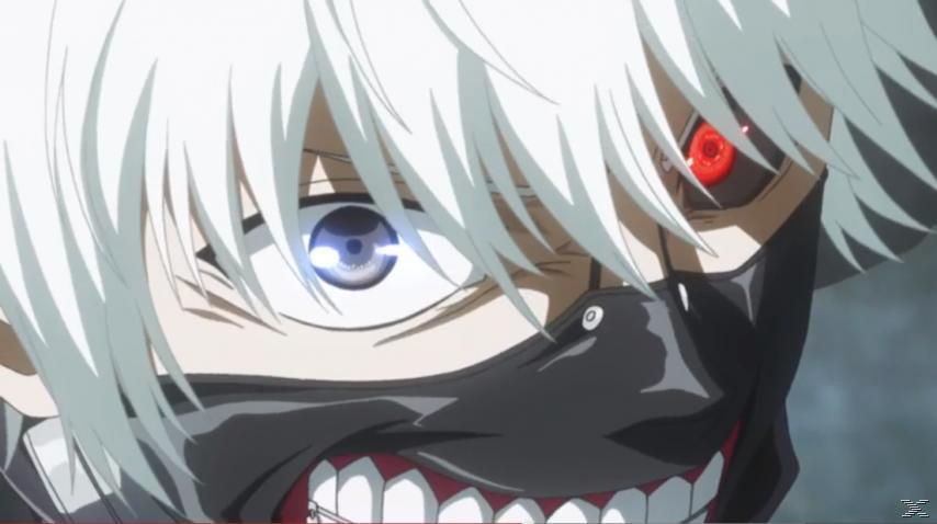 Tokyo Ghoul √A - Staffel 2 - Vol. 1 + Sammelschuber - (DVD)