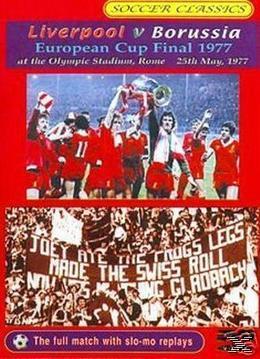 European Cup Final - Liverpool Vs Borussia