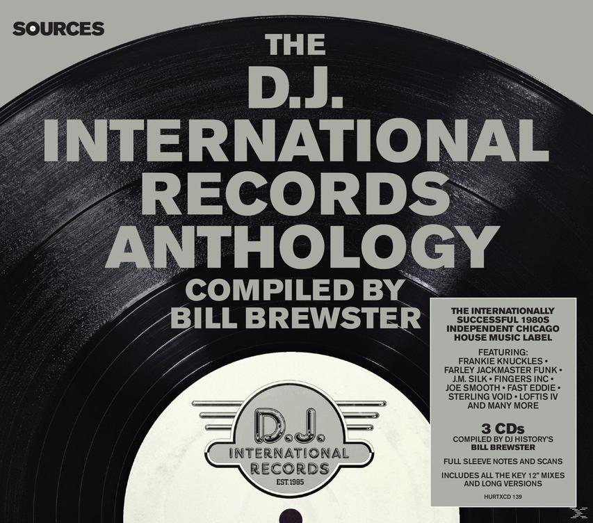 SOURCES: THE DJ (3CD)