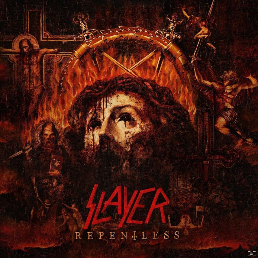 REPENTLESS (LP)