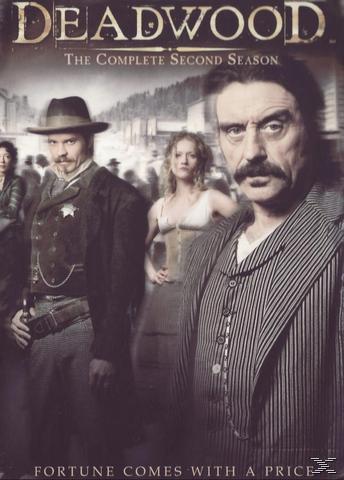 Deadwood - Η Δεύτερη Περίοδος Dvd-Box
