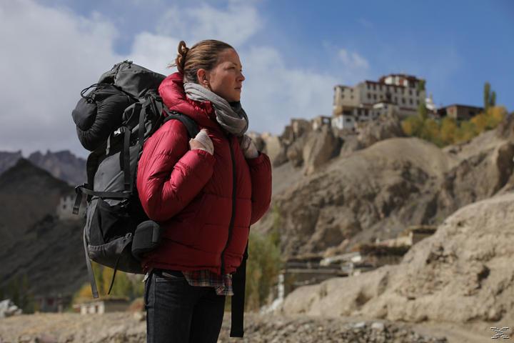 Flucht aus Tibet - Wie zwischen Himmel und Erde [DVD]
