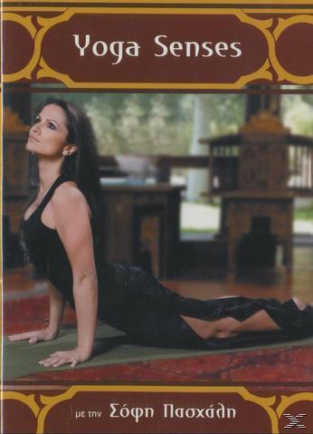Yoga Senses Με Τη Σοφία Πασχάλη
