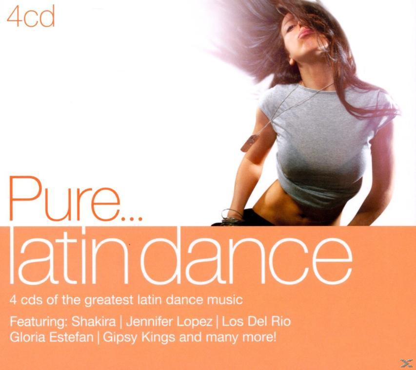 Pure...Latin Dance
