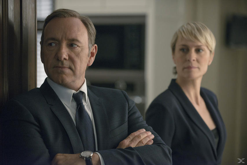 House of Cards - Staffel 2 [DVD]