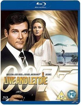 Τζέιμς Μποντ, Πράκτωρ 007: Ζήσε Κι Άσε Τους Άλλους Να Πεθάνουν