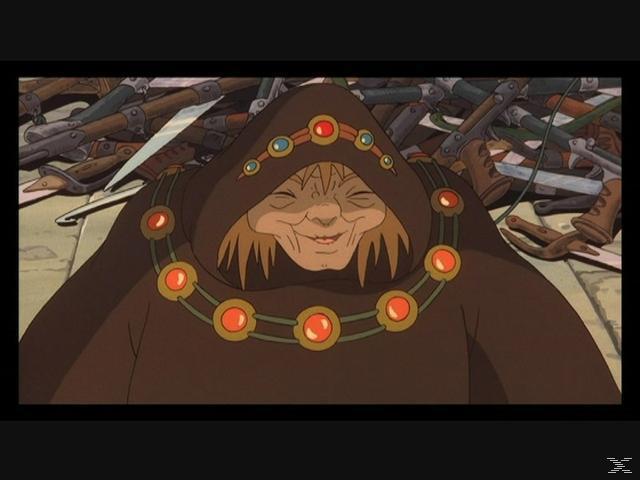 Nausicaä - Prinzessin aus dem Tal der Winde - (DVD)