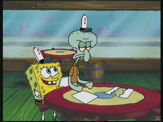 SpongeBob Schwammkopf – Weihnachten mit SpongeBob - (DVD)