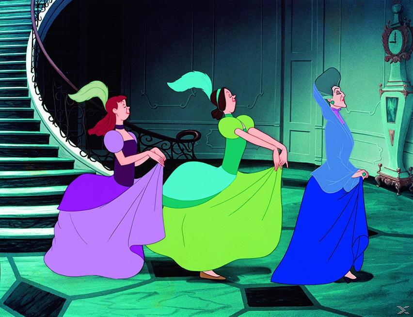 Cinderella - (Blu-ray)