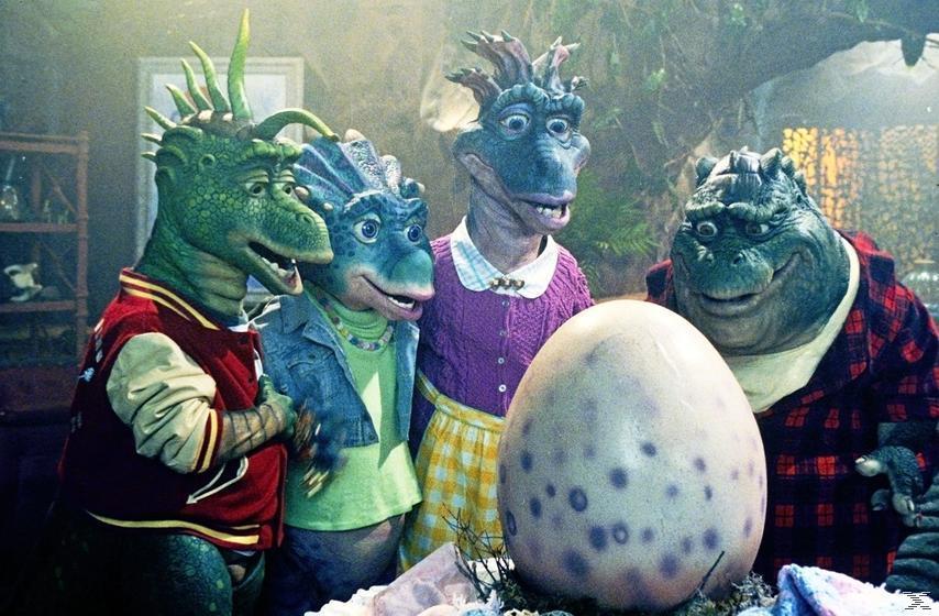 Die Dinos - Die komplette Serie [DVD]