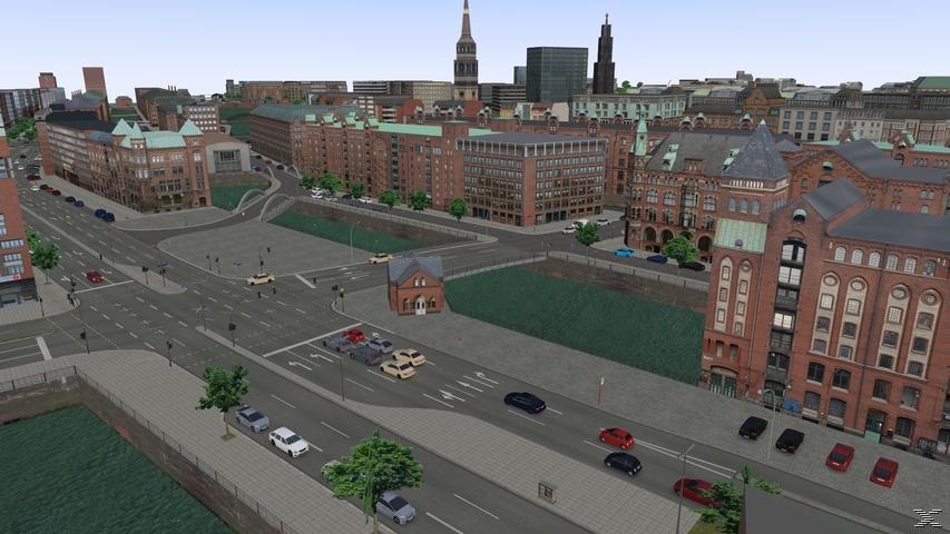 OMSI 2: Add-On Hamburg Hafen City - PC