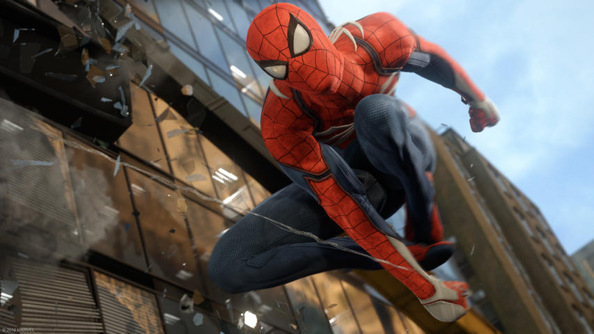 PS4 Marvel's Spider Man