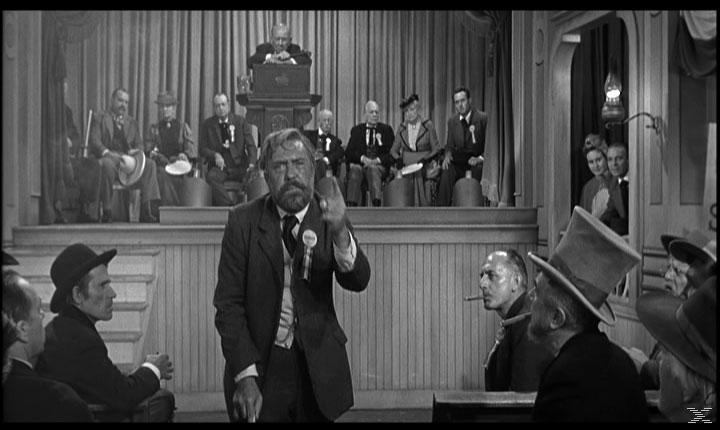 Der Mann, der Liberty Valance erschoss - (Blu-ray)
