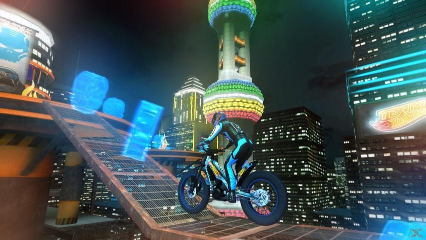 Hot Wheels - World's Best Driver [Xbox 360]